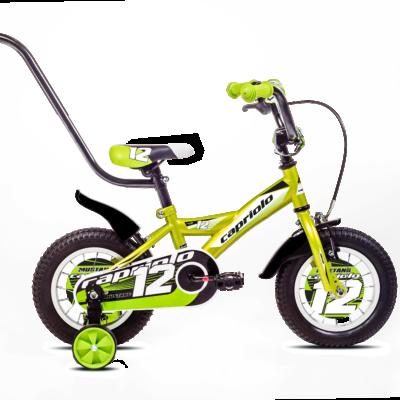 "Bicikl Capriolo Mustang 12"" zeleni"