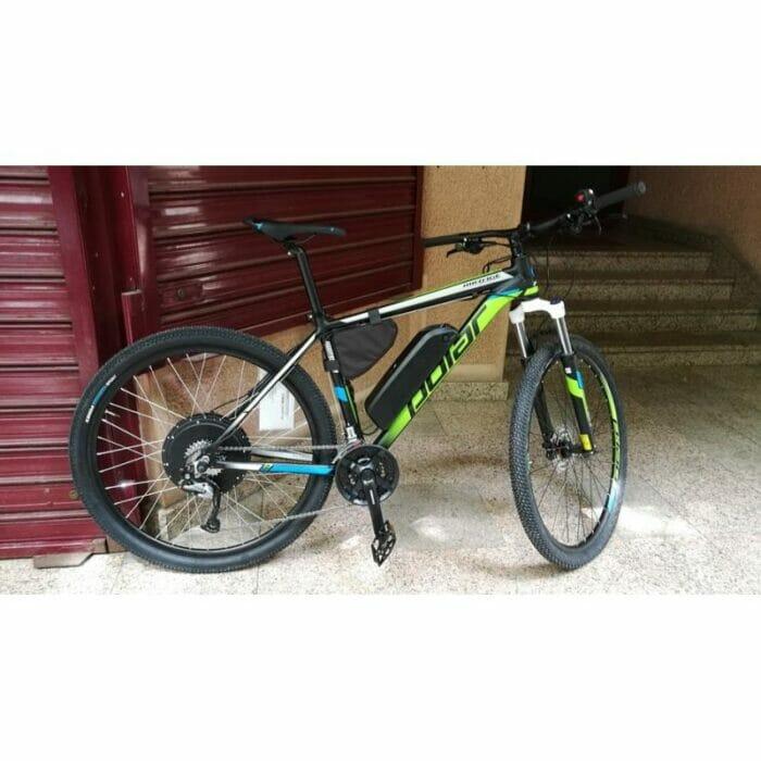 elektricni custom pravljeni elektro bicikl sa elektromotorom