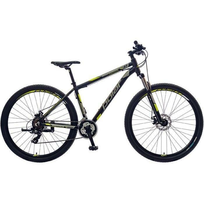Bicikl Polar Mirage sport yellow