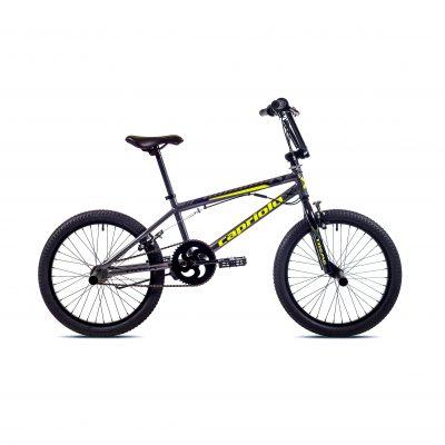Bicikl BMX Totem crno žuti
