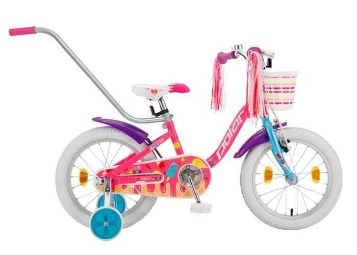 "Bicikl Polar Junior Icecream 14"" B142S00205"