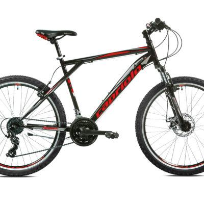 Bicikl Capriolo Adrenalin 26 crno crveni