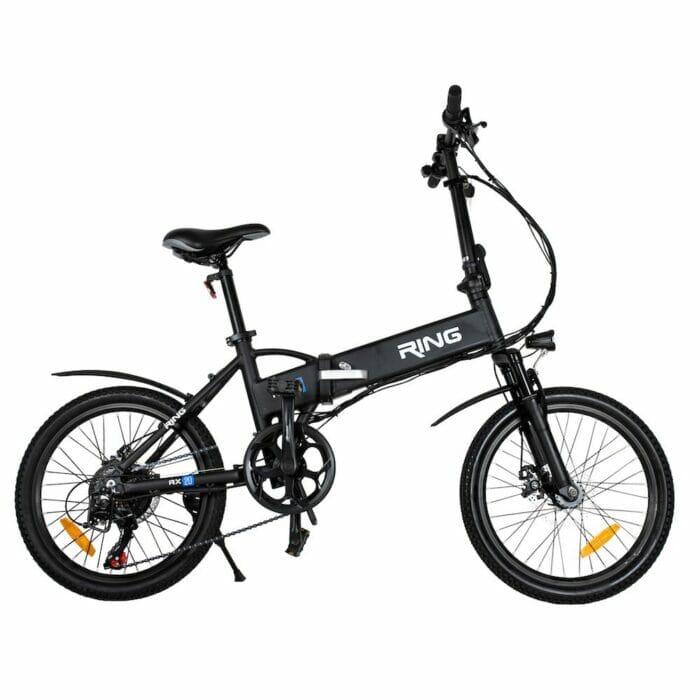 Električni sklopivi bicikl Ring RX 20