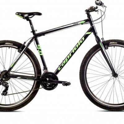 Bicikl Capriolo Level 9.0 crno zeleni