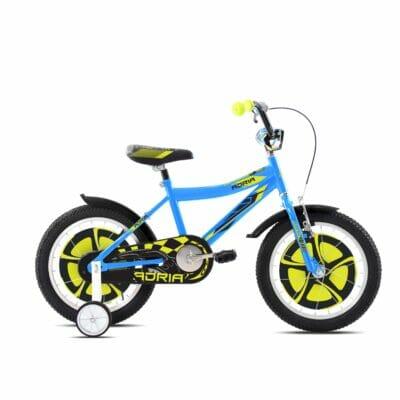 Bicikl Capriolo Adria Rocker 16 plavo zuti 920127-16