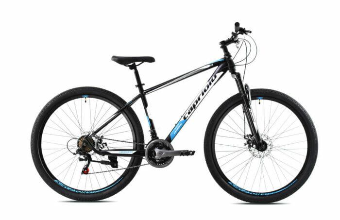 Bicikl Capriolo Oxygen 29 crno plavi