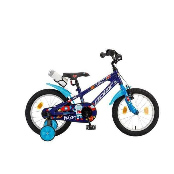 "Bicikl Polar Junior Boy 16"" Rocket"