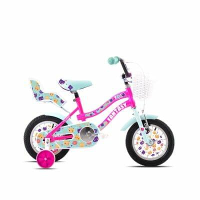 "Bicikl Capriolo Adria Fantasy 12"" pink"