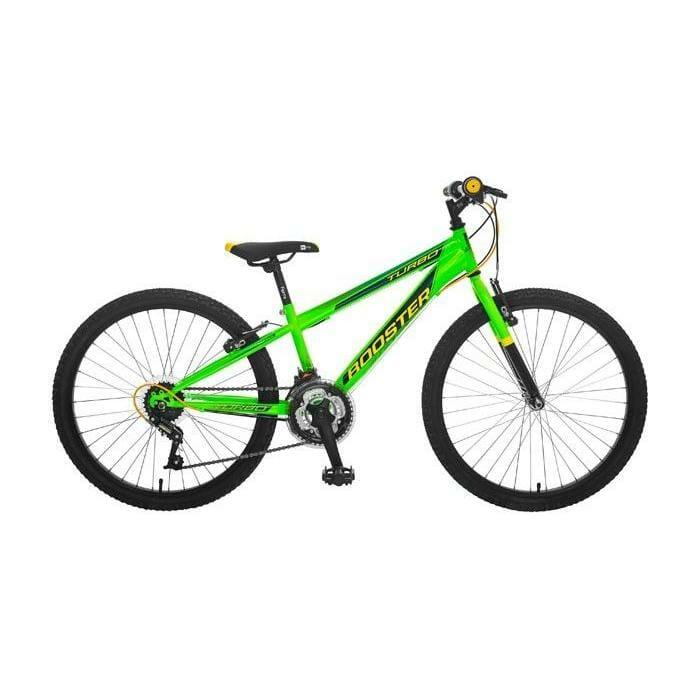 Bicikl Booster Turbo 240 zeleni