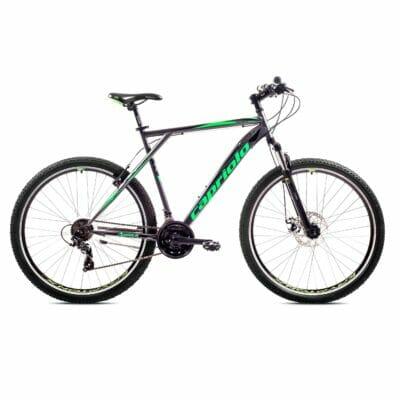 Bicikl Capriolo Adrenalin 26 crno zeleni