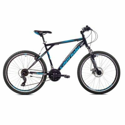 Bicikl Capriolo Adrenalin 26 crno plavi