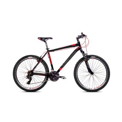 Bicikl Capriolo Monitor 26 crno crveni