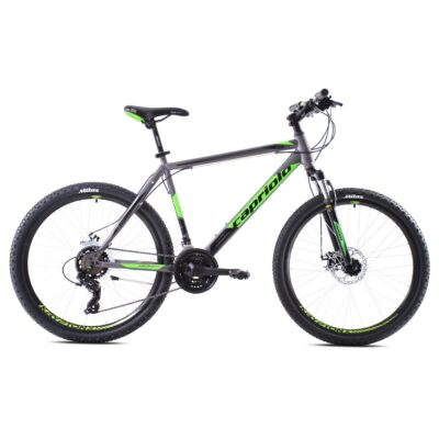 Bicikl Capriolo Oxygen 26 sivo zeleni