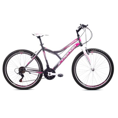 Bicikl Capriolo Diavolo 600 Sivo Pink