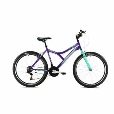 Bicikl Capriolo Diavolo 600 ljubičasto tirkiz