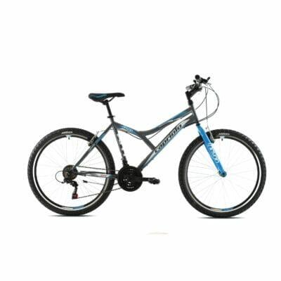 bicikl Capriolo Diavolo 600 sivo plavi
