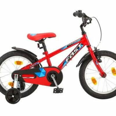 "Bicikl Alpina Fast Junior 14"" crveni"