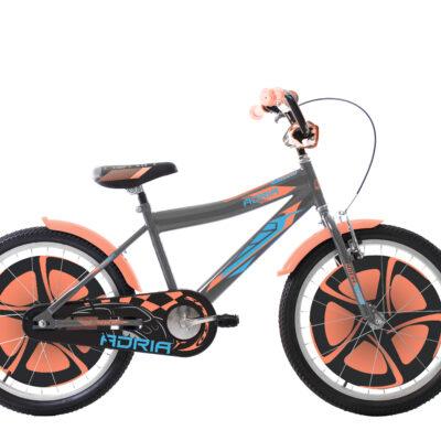 Bicikl Capriolo Adria Rocker 20 sivo narandžasti