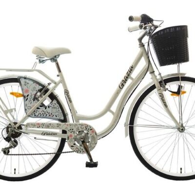Bicikl polar Grazzia beli 28