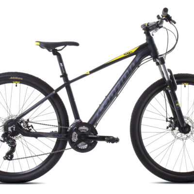 Bicikl Capriolo Exid 27,5 sivo žuti