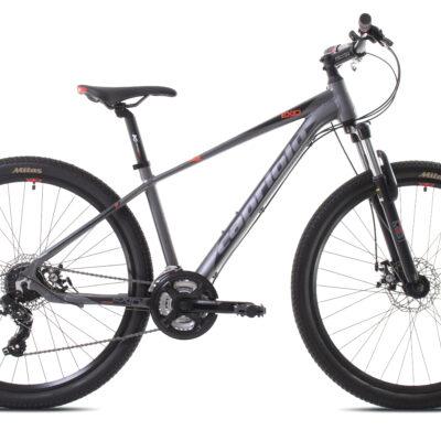 Bicikl Capriolo Exid 27,5 crno narandžasti