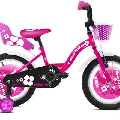 "Bicikl Capriolo Viola roze 16"" 920110-16"