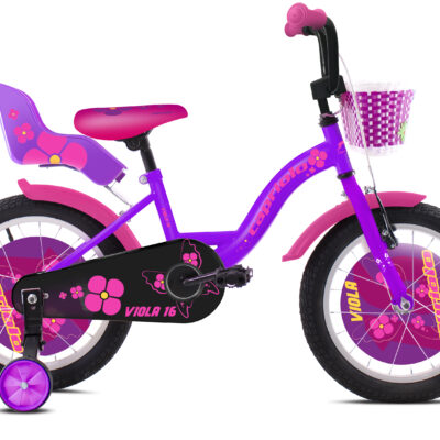"""Bicikl Capriolo Viola ljubičasta 16"""" 920111-16"""