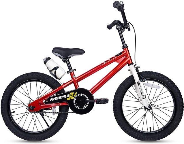"Bicikl Royal Baby Freestyle 18"" crveni BIC-RB6B-18-R"