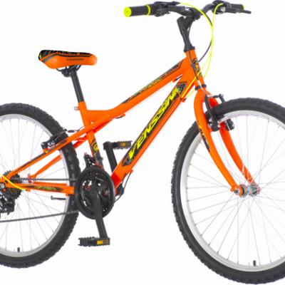 "Bicikl Venssini Parma 24"" Narandžasti"