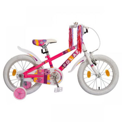 "Bicikl Polar Fast Junior 14"" Pink"