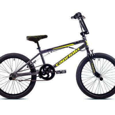 Bicikl Capriolo Totem BMX sivo žuti