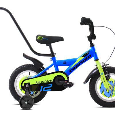 "Bicikl Capriolo Mustang 12"" plavi 920107-12"