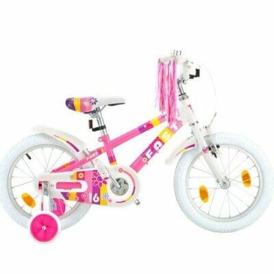 "Bicikl Alpina Fast Girl 16"" pink"