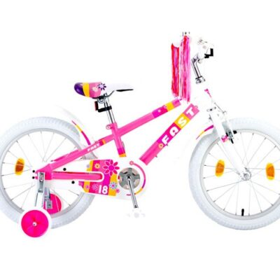 "Bicikl Alpina Fast Girl 18"" pink"