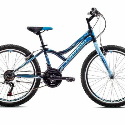 Bicikl Capriolo Diavolo 400 sivo plavi