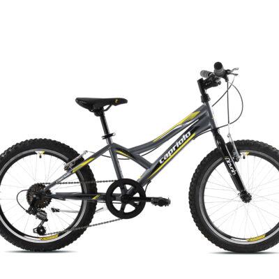 Bicikl Capriolo Diavolo 200 žuti 920291-11