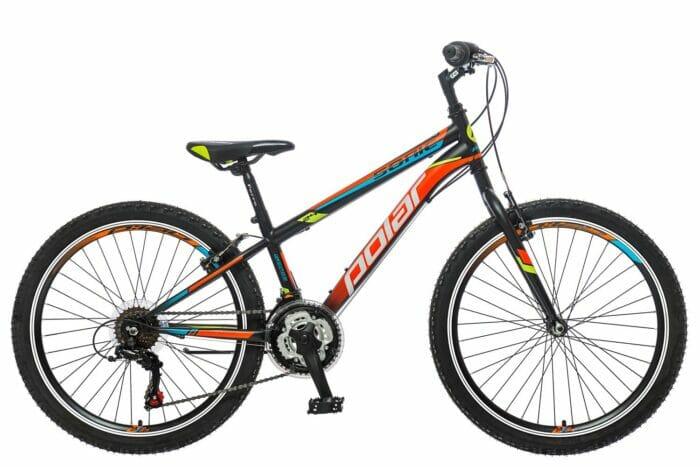 Bicikl Polar Sonic 24 black Orange