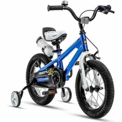 Bicikl Royal baby freestyle 14 plavi