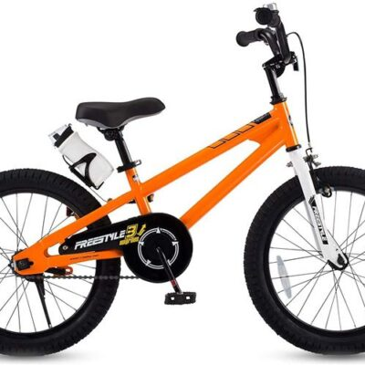 "Bicikl Royal Baby Freestyle 18"" narandžasti"
