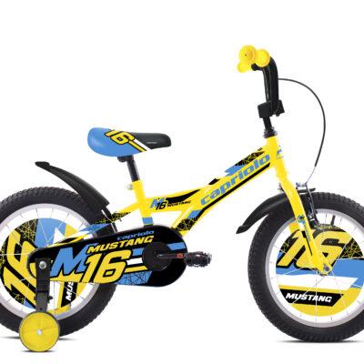 Bicikl Capriolo Mustang 16 žuti