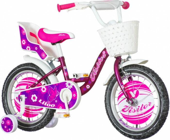 Bicikl Visitor Liloo 16