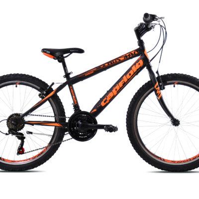 """Bicikl Capriolo Rapid 24"""" narandžasti 921340-13"""