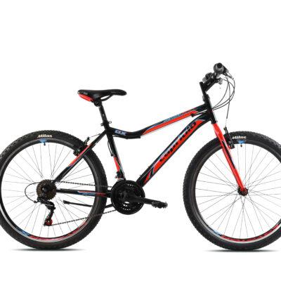Bicikl Capriolo Diavolo DX 600 crveni
