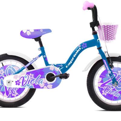 Bicikl Capriolo Viola plavo ljubičasta