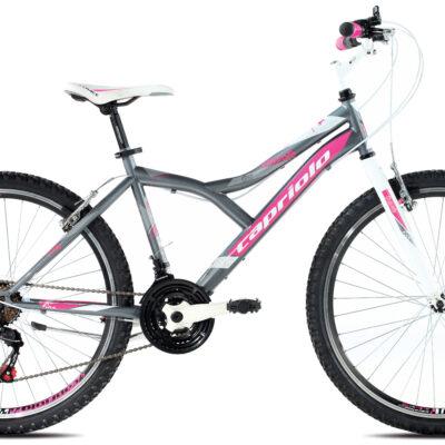 Bicikl Capriolo Diavolo 600 pink