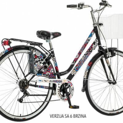 """Bicikl Visitor Bell Rose 28"""""""