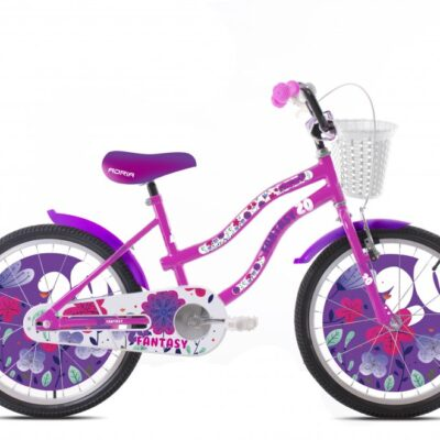 "Bicikl Capriolo Adria Fantasy 20"" pink 920137-20"