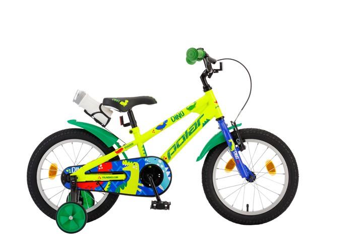 Bicikl Polar Junior 14 Dino green