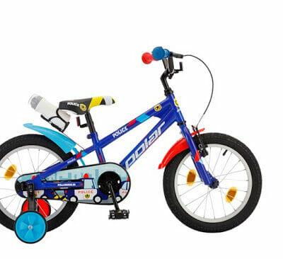 Bicikl Polar Junior 14 Police blue