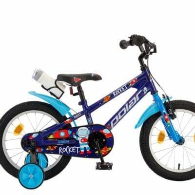 "Bicikl Polar Junior 18"" Rocket B182S02201"